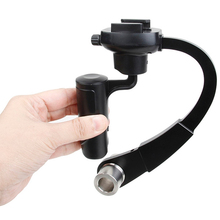 AIYINGE Video Stabilizer Bow Style Handheld Monopod Balancer With Balance Weights For Gopro Hero 4/3+/3