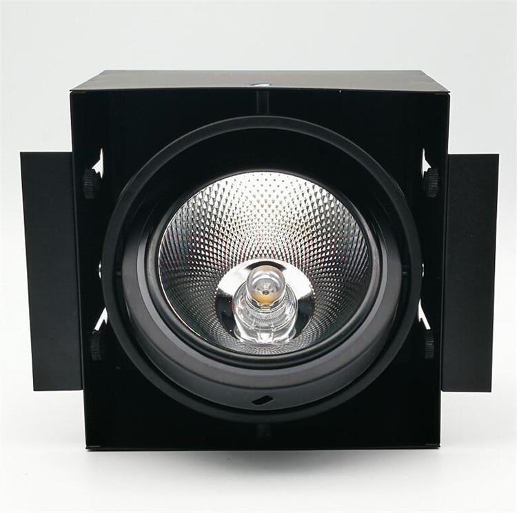 Interior Grade Incorporado Luz 15W 2x15W luzes