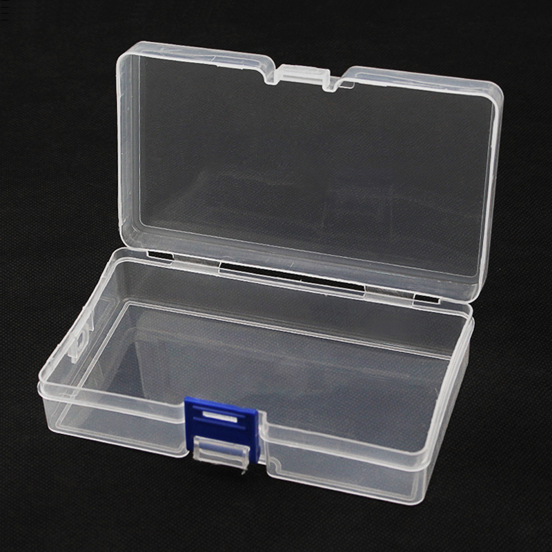 Electronic Accessories Storage Box Plastic Storage Case For  Electronic Components For