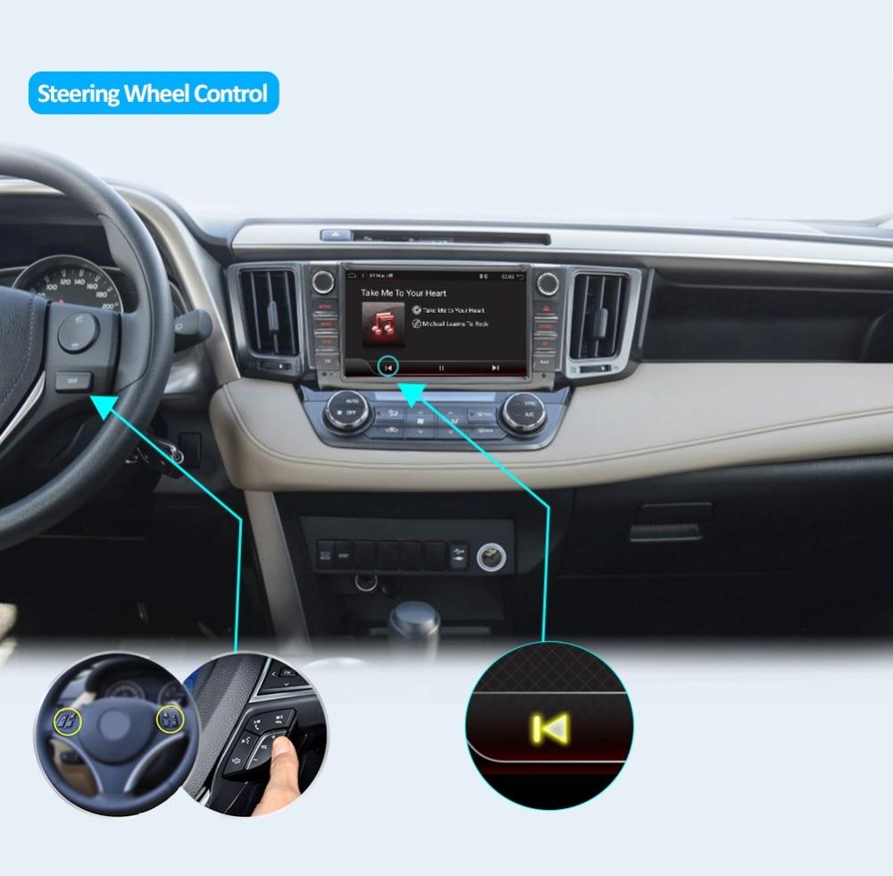 8 core Stereo samochodowe 11