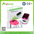 Promise Neonatal Fingertip Pulse Oximeter light and portable oximeter.