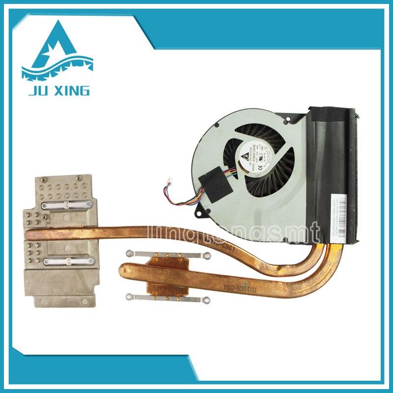 Original Laptop For ASUS N55 N55S N55SL N55SF heatsink & fan CPU FAN free shipping for asus u46e heatsink cooling fan cooler