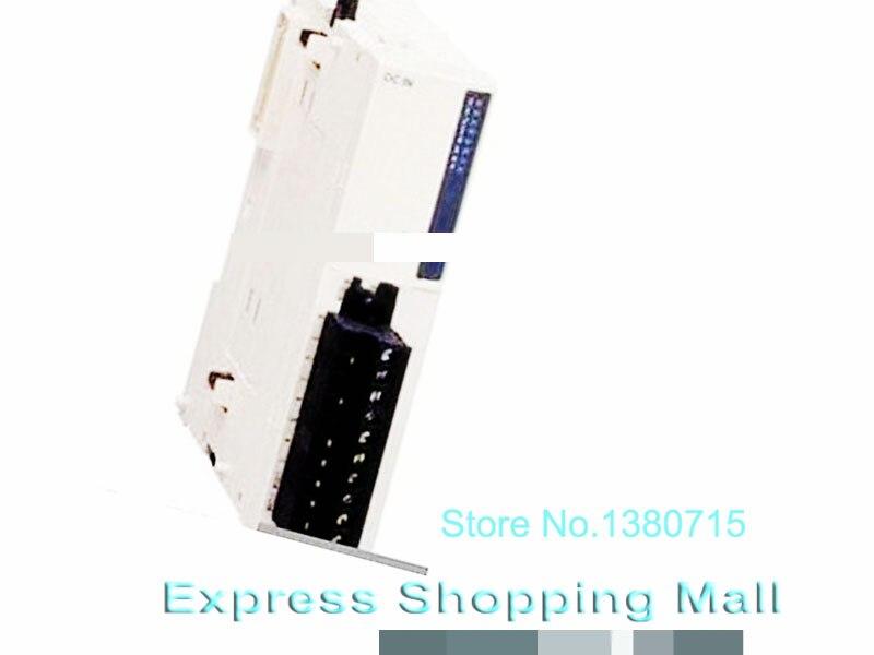 New TM2DDI16DT PLC Module 16DI 24VDC new original dvp16xm11n plc 16di digital module