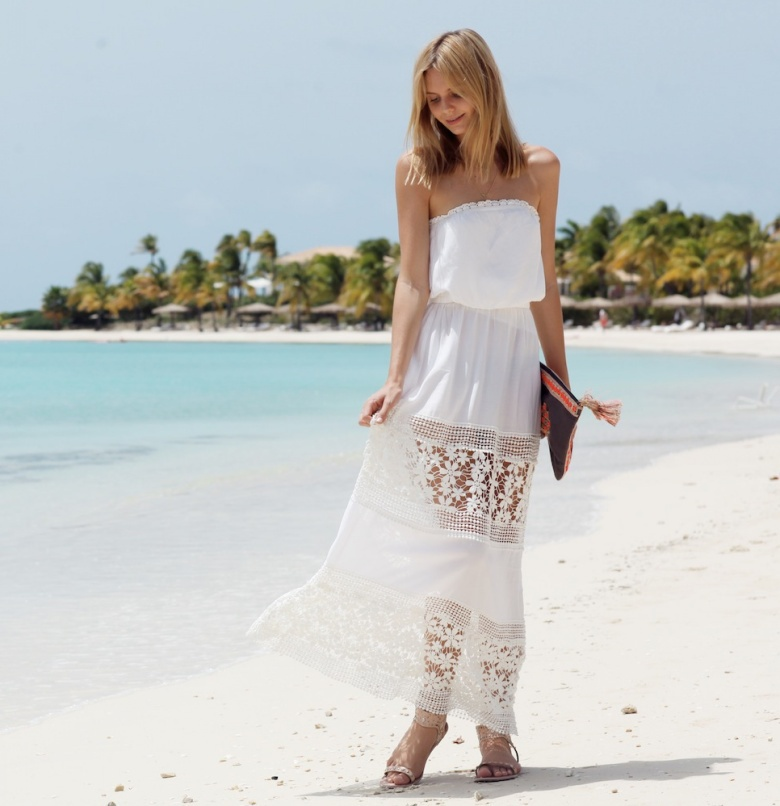 summer style Maxi Dress 2015 fashion beach dress female casual ...