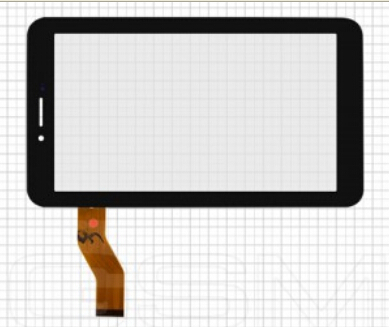 все цены на Free Screen Film + Original Touch screen Digitizer 7