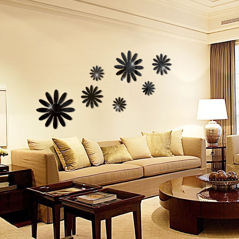 Luxury Mirror On Wall Decoration Embellishment - Wall Art Design ...