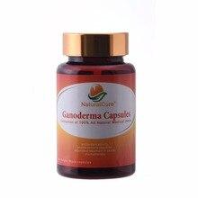 NaturalCure Ganoderma Lucidum Spore порошок капсулы, натуральный травяной экстракции, CFDA, предотвращение и лечение рака