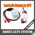 Processador Digital de Áudio Analógico, captador microfone, nenhum Ruído do Monitor De Áudio, Cabeça de captação de som, frete grátis