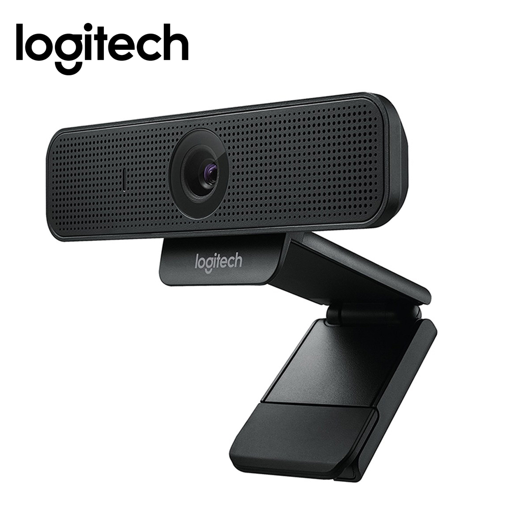Webcam Logitech C925-e avec vidéo HD 1080 P et Microphones stéréo intégrés connexion USB prête à l'emploi à Windows PC ou Mac