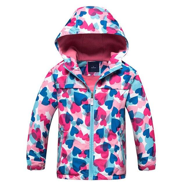 Waterproof Jacket Spring...