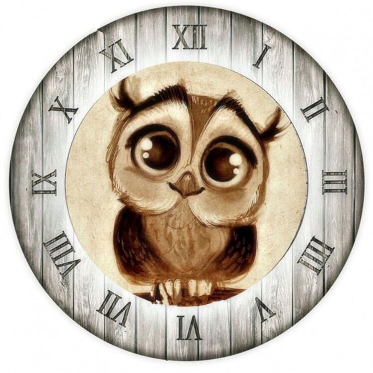 5D Diy Diamond Painting Cross Stitch The owls Square Full Diamond Mosaic Animal Needlework Diamond Embroidery Home Decora Resin