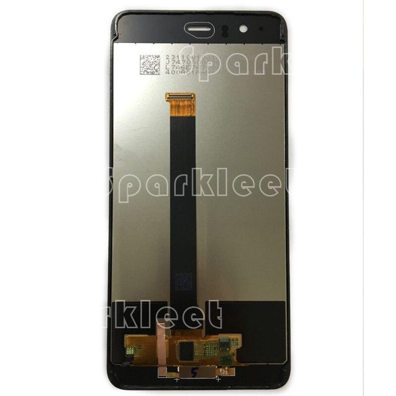 ЖК дисплей для Huawei P10 Plus ЖК экран сенсорный дигитайзер сборка с внутренней рамкой для Huawei VKY L09 L29 VKY AL00 ЖК экран