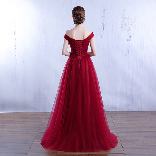 fa45781e2d It's Yiiya bridesmaid dresses Elegant long wedding party dress Plus ...