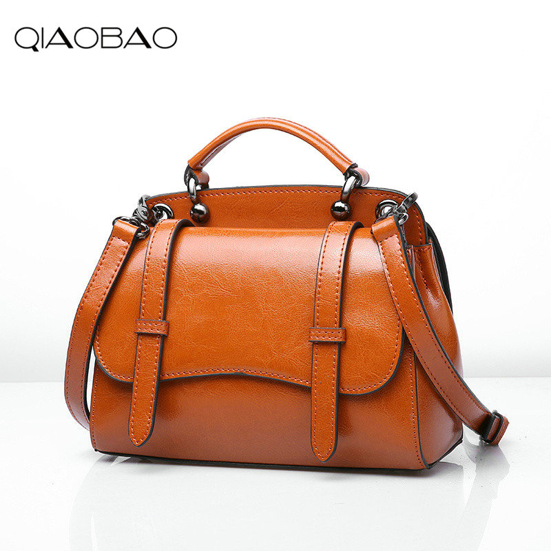 Qiaobao сумка винтажные замшевые сумки высокого качества портфель почтальон женская сумка большая Ретро Crossbody сумки