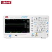 Digital Oscilloscope UNI-T UTD2102CL Portable 100MHz 2 Channels 500Ms/S USB Oscilloscopes Ociloscopio Automotivo Portatil