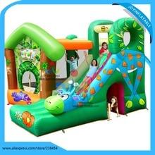 6X5M Beautiful Kids Inflatable Bouncers,Inflatable Bouncy Castle,Inflatable Bounce House with Slides China Whole sale