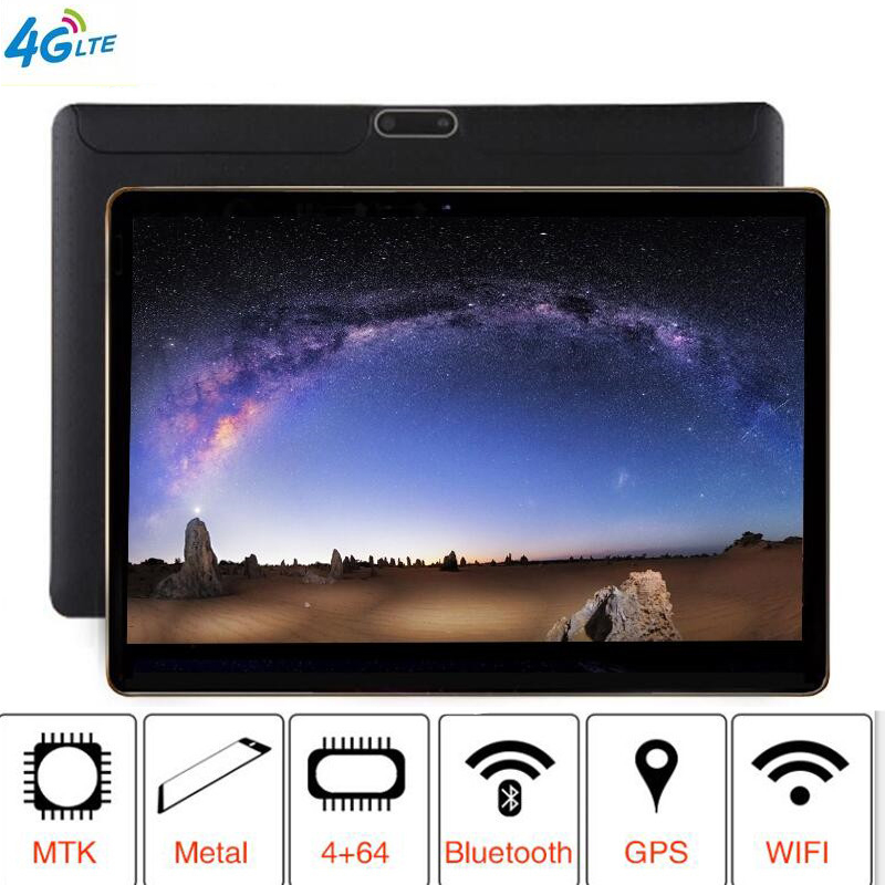 CARBAYTA 2019 T805C 10.1 inch Tablet <font><b>MTK8752</b></font> Octa Core 4GB RAM 64GB ROM Dual SIM 8.0MP GPS Android 8.1 1280*800 IPS the tablet image