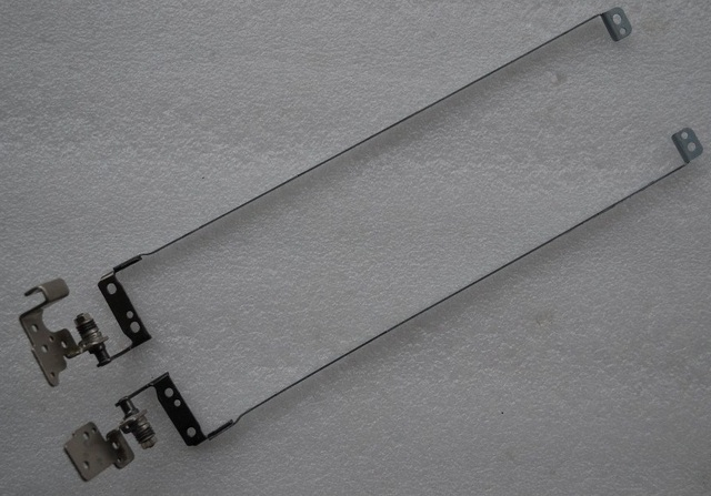 New Laptop LCD Screen Hinges left right for TOSHIBA Satellite L745 L740 L700 FBTE5010010  FBTE5009010 Free Shipping