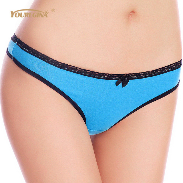 YOUREGINA Women G String Thongs Low Rise Tanga Briefs Sexy Panties Ladies' Seamless Lingerie Female Underwear Strings 1 piece 2