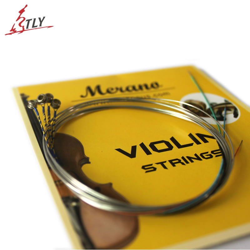 High Quality Meiana Intermediate Violin Strings Aluminum Magnesium Violin Strings 4 Pcs/set(a, E, G, D)  Free Shipping