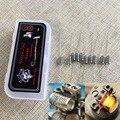 Prefabricadas de Acero Inoxidable SS316L Muesca Bobina 0.2ohm Resistencia del cable de Calefacción para RDA RBA Tanque Cigarrillo electrónico Atomizador RDTA Teorema
