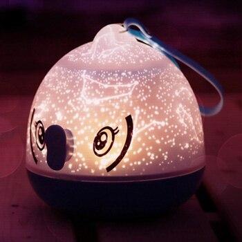 Heißer Verkauf Horoskop Stern Projektor Nachtlicht Mit Wireless USB Für Kreative Festival Geschenke