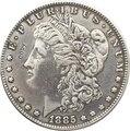 1885-S сша Морган доллар копия монет