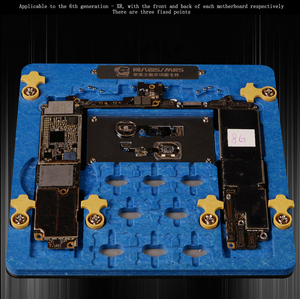 Image 2 - MECHANIC 5/MR5 Multifunctional Motherboard Fixture CPU NAND Fingerprint Repair PCB Holder For iPhone XR 8P 8 7P 7 6SP 6S 6 5S 5G