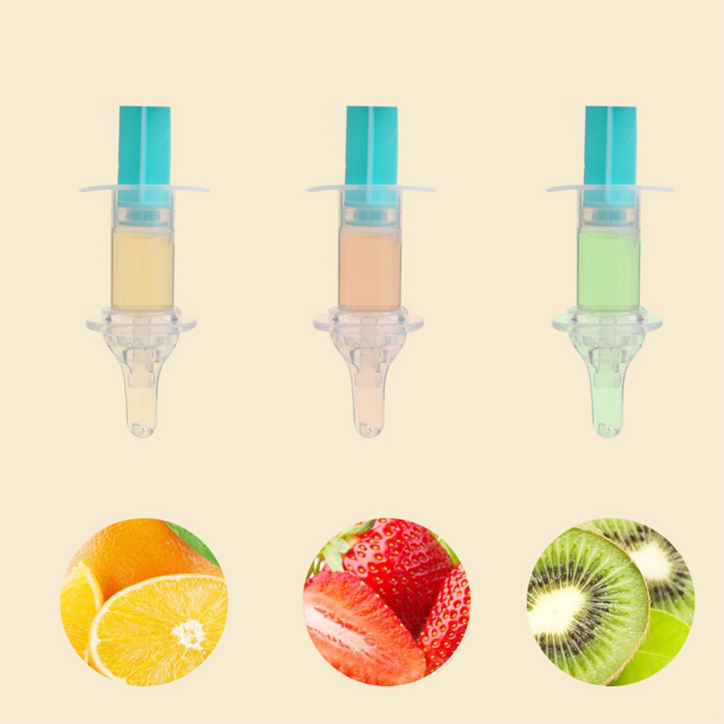 Syringe Type Medicine Feeding Feeder Baby Pacifiers Feeder Kids Nipples Feeding Safe Baby Supplies Nipple Teat Pacifier Bottles in Pacifier from Mother Kids