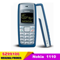 Original Unlocked Nokia 1110 Cell phone  Classic GSM Cell phone multi language support Refurbished Free shipping