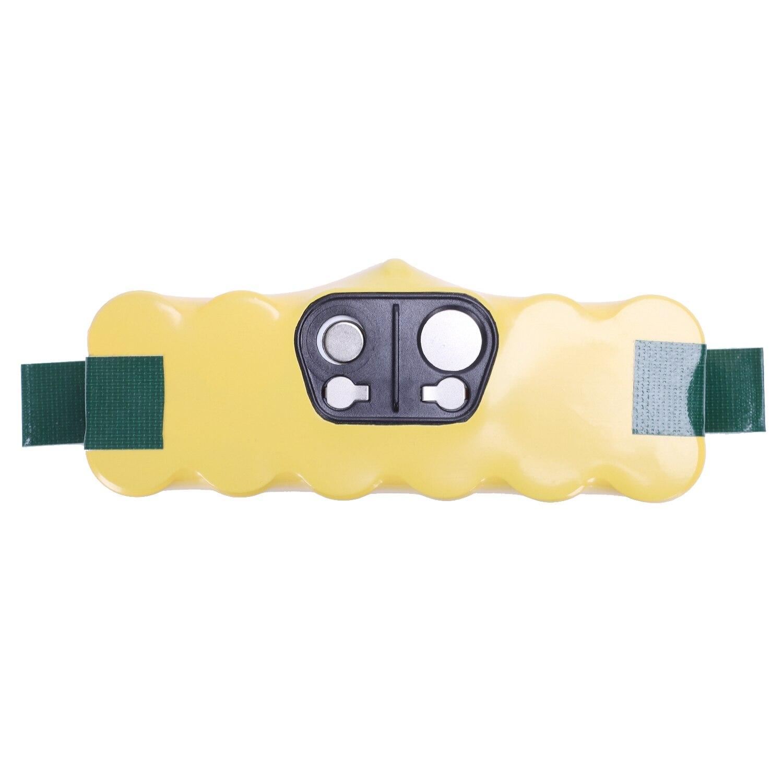3500 Mah запасная батарея 3.5Ah 4 боковые щетки и 1 щетка чистящий инструмент для пылесоса
