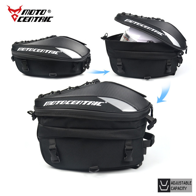 Motorcycle Tail Bag  2
