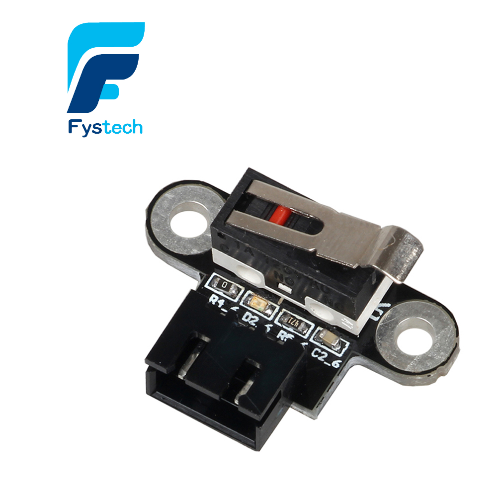 2pcs 3D Printer Kits Endstop Mechanical Limit Switch Module Endstop Switch Horizontal Type For RAMPS 1.4 DIY Parts