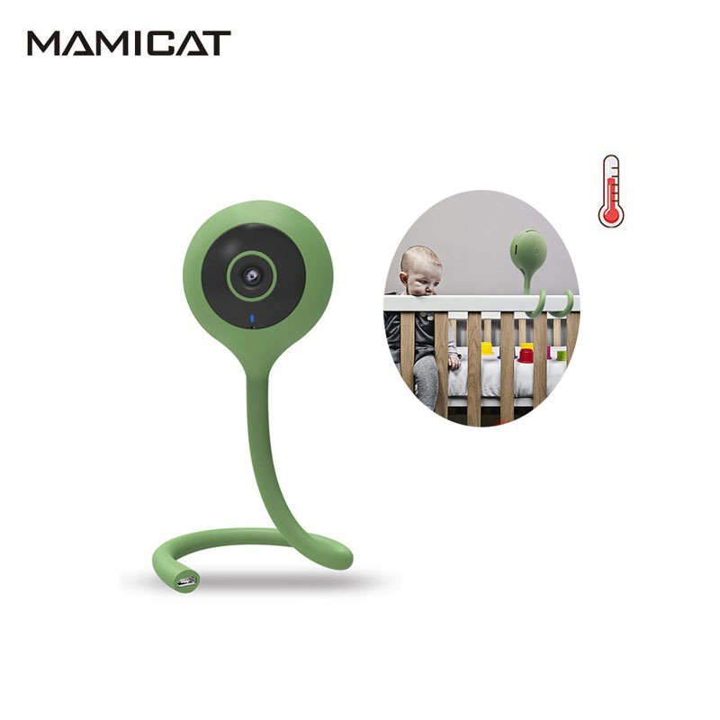 Wireless Baby Monitors Crying Alarm Wifi Camera 2 Way Audio Night Vision Security IP Camera Temperature MonitorWireless Baby Monitors Crying Alarm Wifi Camera 2 Way Audio Night Vision Security IP Camera Temperature Monitor