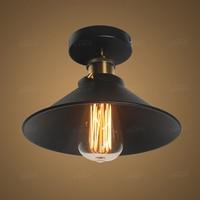 American Vintage Ceiling Lights Lamps For Living Room Bedroom Luminaria De Teto E27 Modern Ceiling Lamp
