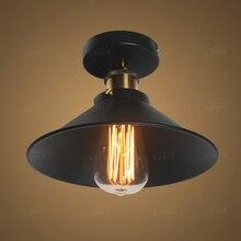 American Vintage Ceiling Lights lamps for Living Room bedroom luminaria de teto e27 modern Ceiling lamp Home Lighting Fixtures