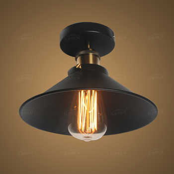 American Vintage Ceiling Lights lamps for Living Room bedroom luminaria de teto e27 modern Ceiling lamp Home Lighting Fixtures - DISCOUNT ITEM  10% OFF All Category