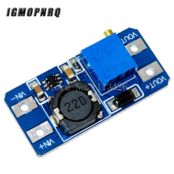 5PCS MT3608 DC-DC Step Up Converter Booster Power Supply Module Boost Step-up Board MAX output 28V 2A