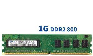 Image 3 - סמסונג 1GB 2GB שולחן העבודה DDR2 PC2 זיכרון 667 800 MHZ 667MHZ 800 MHZ מודול 1G 2G 5300 6400 RAM 5300U 6400U מחשב זיכרון
