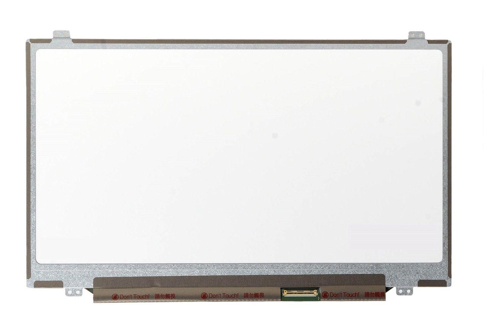 For Gateway ID49C07u New 14.0 WXGA LED LCD Screen Display 1366x768 ttlcd 15 6 lcd led screen for gateway ms2273 ms2274 ms2285