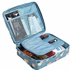 FLYING-BIRDS-Cosmetic-Bags-Multifunction-wash-bag-Women-Makeup-portable-Bag-toiletry-Storage-waterproof-Travel-Bags