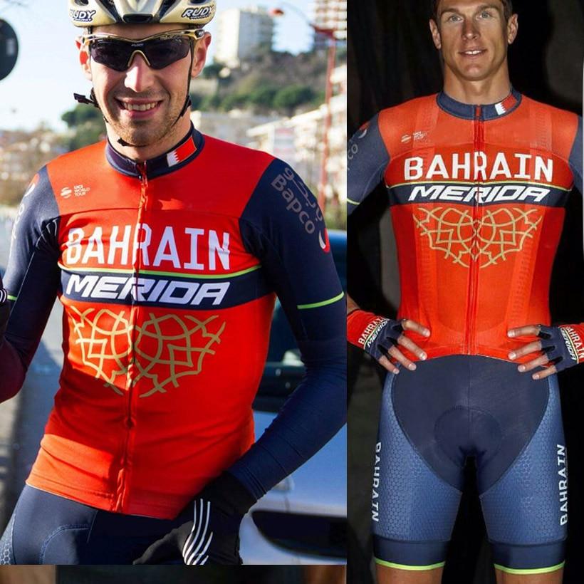 Цена за БАХРЕЙНА 2017 MERIDA задействуя джерси велосипед шорты комплект Ropa Ciclismo quick dry pro велоспорт одежда мужская велосипед Майо Culotte