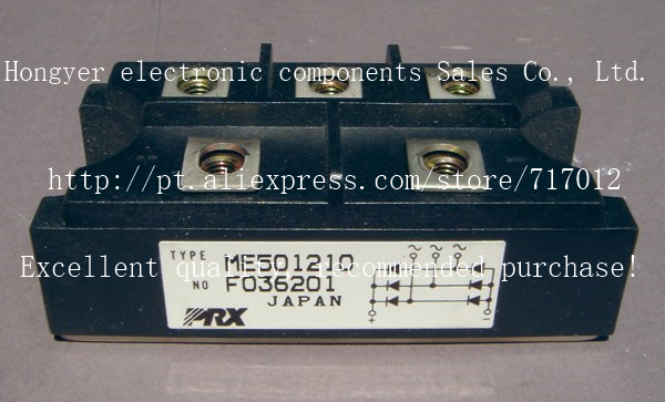Free Shipping ME501210 New products,Good qualityDIO Module:100A-1200V,Can directly buy or contact the seller