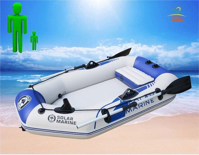 Materassi Gonfiabili Alti.Us 265 0 1 75 M Una Persona Ponte Aereo Pavimento Ad Alta Pressione Punto Di Goccia Materasso Gonfiabile Kayak Barca Da Pesca Zattera Con Multi Air