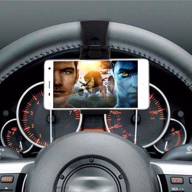 Universal Steering Wheel Smartphone Holder 2