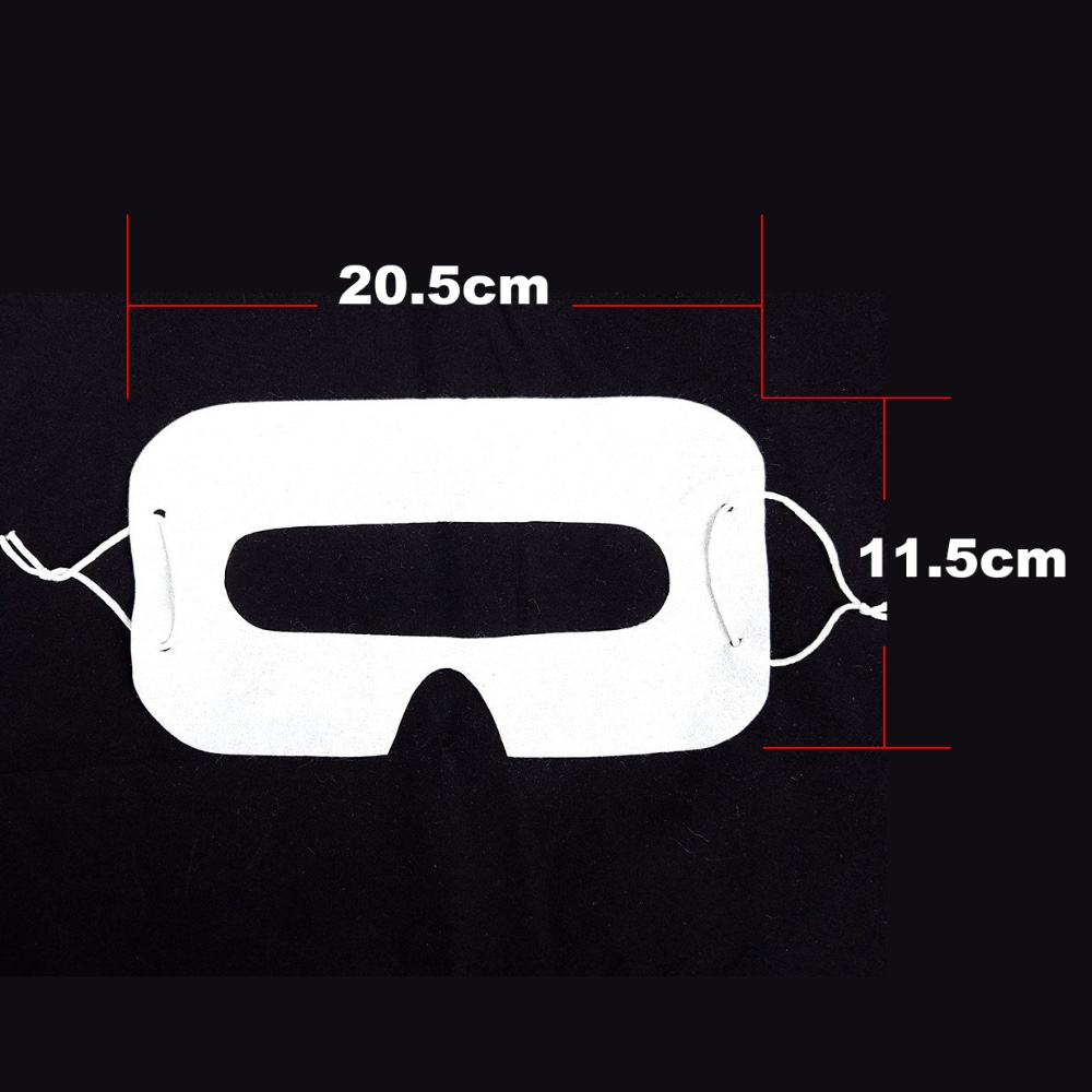 25000 sztuk, VR Pad oko maska dla Htc Vive zestaw słuchawkowy dla PS4 VR oculus rift w Akcesoria do okularów VR/AR od Elektronika użytkowa na  Grupa 1