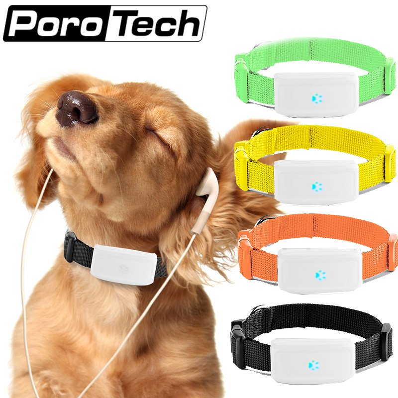 TK911 Nice Mini Dog GPS Tracker Cat Pet GPS Locator Waterproof 400 Hours Standby Dog Finder Support Free Web  IOS Android APP