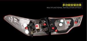 Image 2 - Highlander taillight,2015~2018 LED,RAV4,Innova,highlander rear light;car accessories,highlander fog light