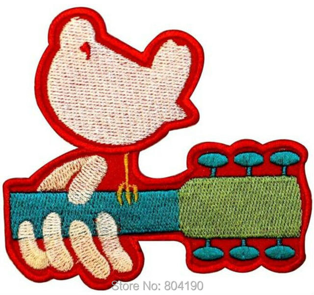 applique woodstock