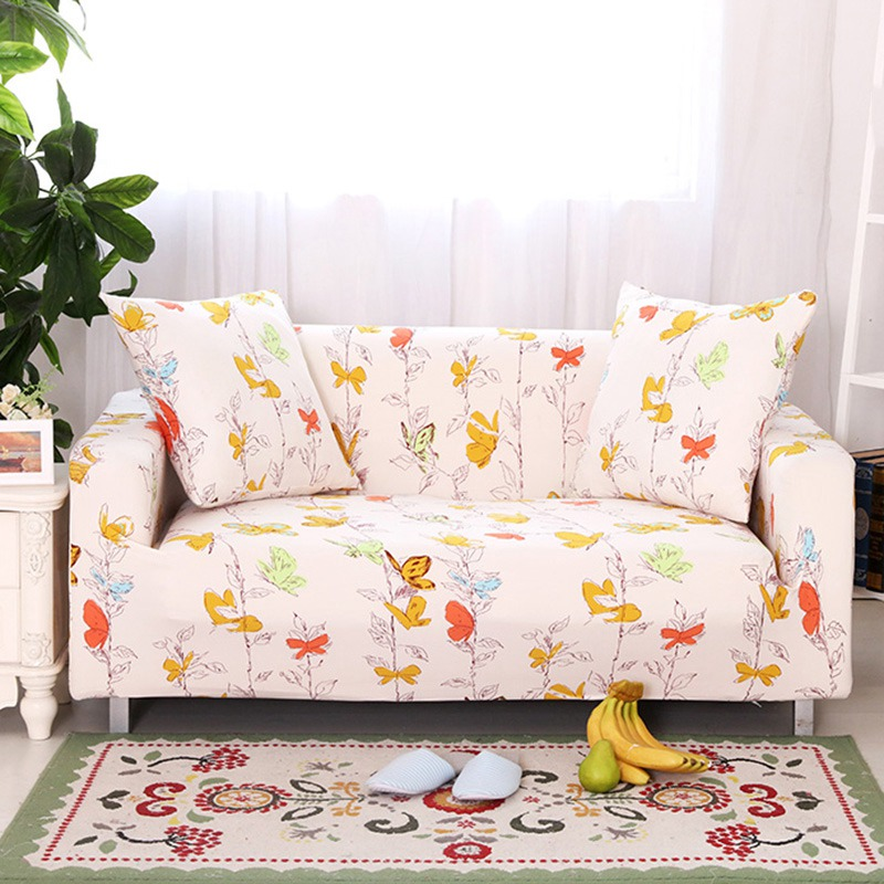 Top Sale Sofa Cover Non Slip Sofa Slipcover High Stretch Seat Couch Loveseat Cover Capas Para